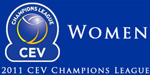 2011 CEV Champions League | Women