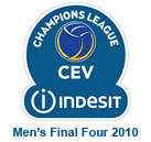2009/10 CEV Indesit Champions League - Men's Final Four