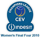 2009/10 CEV Indesit Champions League - Women's Final Four