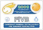 2009 FIVB Youth World Championships - Jesolo-Bassano Del Grappa - Italy