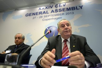 2013.09.27 - XXXIV CEV General Assembly - ms