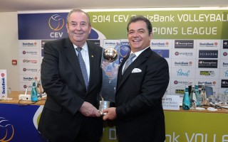 2014.03.23 - Joint press conference CEV/DenizBank