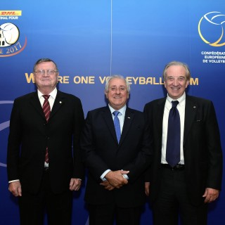 2017.04.29 - CEV Board of administration
